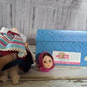 Madame Alexander Portugal 537 doll